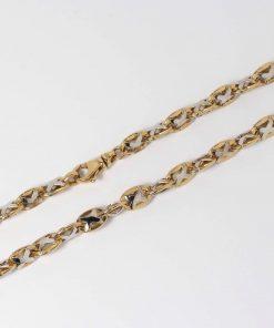14 karátos férfi arany nyaklánc
