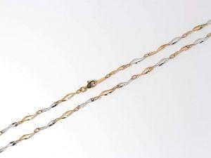 14 karátos női arany nyaklánc akció