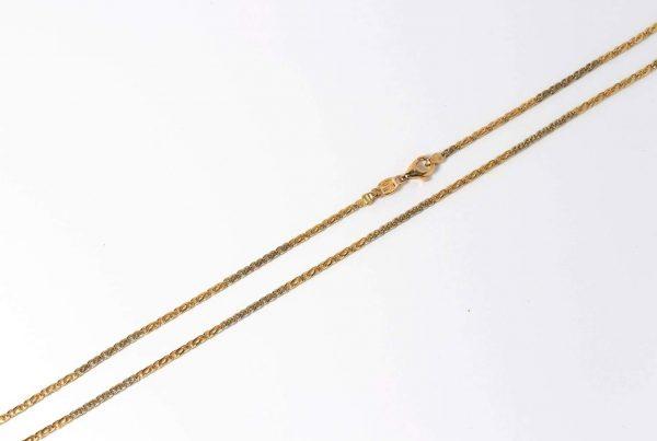 arany női 14 karátos nyaklánc