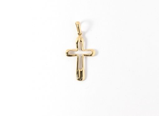 arany kereszt medál jézus, krisztus, keresztény