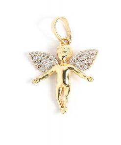 arany angyal medál