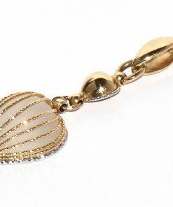 arany hosszú logós nagy medál